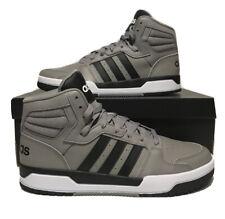Adidas Entrap Mid Gray Basketball Mens Size 12 Sneakers Athletic Hi Top
