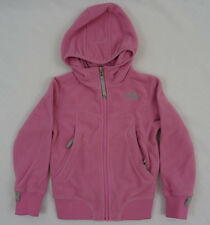 The North Face Girls KIDS Khumbu Hoodie Aurora Pink DUST SPOTS NWT 70$ Large L