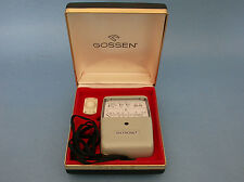 Gossen Sixtronet Flash Meter - Vintage Design  (MR)