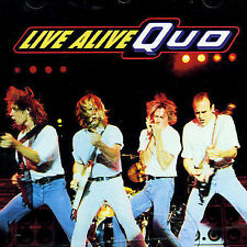 Live Alive Quo by Status Quo (UK) (CD, Nov-1992, Polydor)