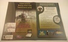 "2006 Video Game Print Ad - FINAL FANTASY V - GAME BOY ADVANCE SQUARE ENIX 10X13"""