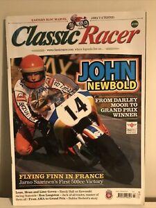 Classic Racer Magazine 2016-John Newbold-Jarno Saarinen
