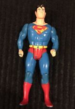 1984 KENNER DC SUPERHEROES SUPERMAN ACTION FIGURE...AS PICTURED