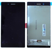 7'' Lenovo Tab3 TB3-730 Tablet Digitizer Touch Screen Glass + LCD Assembly