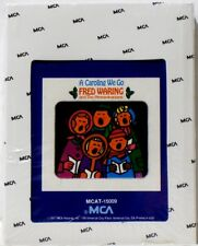 FRED WARING - A CAROLING WE GO - 1977 FACTORY SEALED 8-TRACK TAPE