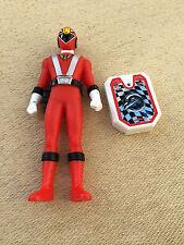 Power Rangers Deluxe RPM High Octane megazord red ranger  -Japanese - UK seller