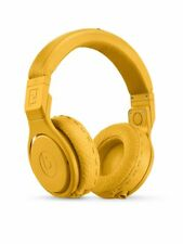 Beats by Dr. Dre x FENDI Beats Pro On-Ear Headphones Yellow Sunflower NEW SEALED