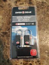 Swiss Gear Travel Key Locks  Set of 2