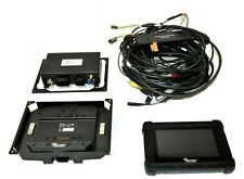 Trimble Peoplenet MS5 Display Tablet, Cradle, Mobile Gateway & Install  Harness