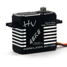 JX CLS-HV7346MG 46KG HV High voltage Steel Gear Digital Standard servo