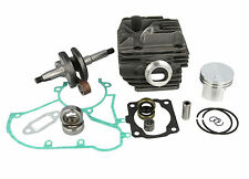 Motor Reconstruir Cilindro Cigüeñal Rodamientos se Ajusta Stihl Chainsaw MS200T, MS200