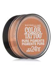 Maybelline Color Tattoo EYESTUDIO 24 Hour Eyeshadow Pure Pigm  #55 BARELY BRAZEN