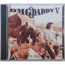 DMG & DADDY V, Its just A Ghetto Thing, Original recording, Factory Sealed