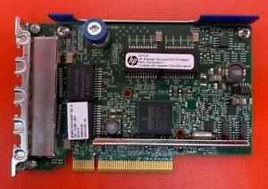 HP Ethernet 1 Gb 4-port 331FLR HSTNS-BN71 634025-001 629133-001 SERVER ONLY