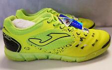 Joma Liga 5 811 Soccer Shoes- Fluor Indoor-Size 9 M Us