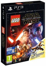 Lego Star Wars The Force Awakens Special Edition PS3 Game  (UK IMPORT)  GAME NEW