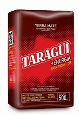Yerba Mate Taragui Energia 500g SEHR STARK ERHÖHTER KOFFEINGEHALT