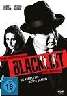 The Blacklist Staffel 8 Neu und Originalverpackt 5 DVDs