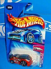 Hot Wheels 2004 First Editions #56 Hardnoze Toyota Celica Mtflk Red-Orange