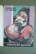 FRANCIS BACON COLOR LITHOGRAPH OUT OF DERRIERE LE MIROIR NO 162 (S1:11:20, 18)