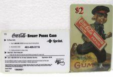 Coca-Cola - SCORE BOARD-SPRINT PHONE CARD n° 11 - sc. 02-98-scheda telefonica