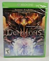 Dungeons III Extremely Evil Edition (Microsoft Xbox One, 2017)