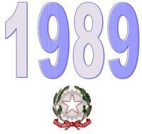 ITALIA Repubblica 1989 Spezzoni  MNH ** Scegli