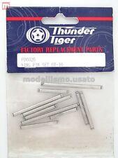 Thunder Tiger PD6026 Axes Suspension DT10 Hing Pin Set modélisme
