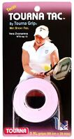 Tourna Tac 3 Pack Tennis Badminton XL Overgrip - Pink - Wet Feel