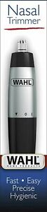 Wahl Nose Hair Trimmer 5642-108 Nose & Ear Wet/Dry NEW