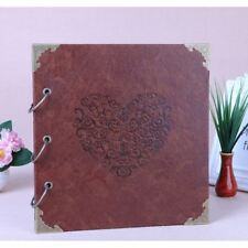 25 Pages Anniversary Scrapbook DIY Photo Album Wedding Travel Book Surprise Gift
