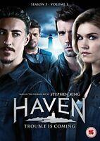 Haven Season 5: Volume 1 [DVD][Region 2]