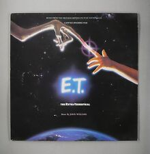 "Film soundtrack - ET - John Williams - ** EX+ ** UK 12"" Vinyl LP - MCF 3160"