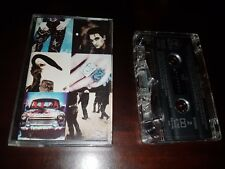 U2 Achtung Baby 1991 Audio Cassette Tape Original Classic Bono Album Island Rec