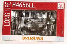 New H4656LL Sylvania Long Life Headlight Bulb