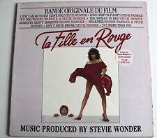 STEVIE  WONDER...LA FILLE EN ROUGE...B.O.F....LP