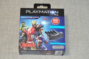 Marvel Avengers Playmation REPULSOR Recharge Power Pack by PowerA NEW