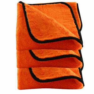Liquid Elements Orange Baby 40*60cm Premium Trockentuch 3 Stück  (5,97 EUR/Stück
