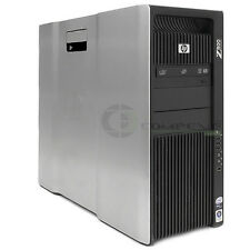 HP Z800 Workstation PC Quadro Q6000 2x Intel Xeon X5560 2.8GHz 12GB RAM 2x 500GB