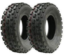 2 - pneus quad Slasher, pneus de course Wanda 21x7.00-10, homologation europée