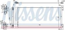 CONDENSADOR OPEL VIVARO B 1.6 CDTI - OE: 4422251 / 93868376 -  NUEVO!!!