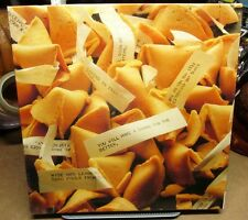 FORTUNE COOKIES jigsaw puzzle 1980s Chinese Restaurant message NWT Warren Co.