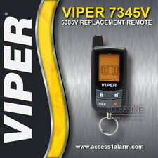 Viper 7345V 2-Way Lcd Replacement Remote Control For The Viper 5305V System