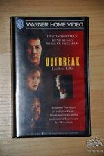 """Videokassette (VHS) """"Outbreak"""" Thriller """"Outbreak - Lautlose Killer"""""""