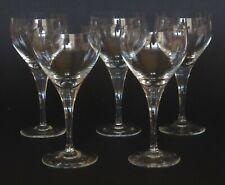 "Rosenthal /""Lotus Relief/"" Likörglas - Design: Richard Latham 3 x da 11,5 cm"
