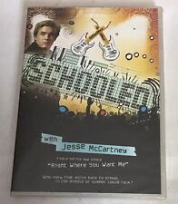 DVD - SCHOOLED WITH JESSE MCCARTNEY - OFFICE MAX PROMOTIONAL DVD