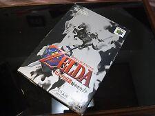 The Legend Of Zelda Ocarina of time Nintendo 64 Japan N64 Game ver11