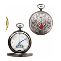 Taito Dragon Quest AM the Mark of Erdrick pocket watch 6cm silver color LD