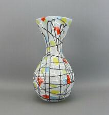 Superbe vase vintage en céramique, années 50-60, en très bon état, très déco.