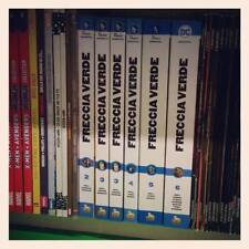 Lion & DC Comics: DC Essential Voll. # 1/6 - 6 Volumi di Freccia Verde  - NM+
